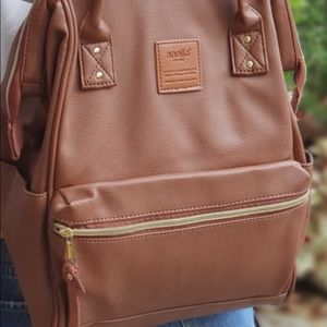 Anello brown backpack UC
